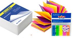 Блоки для записей, стикеры, закладки от АМИК Сервис