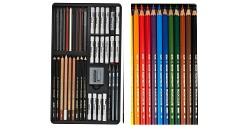 Карандаши цветные, художественные от АМИК Сервис