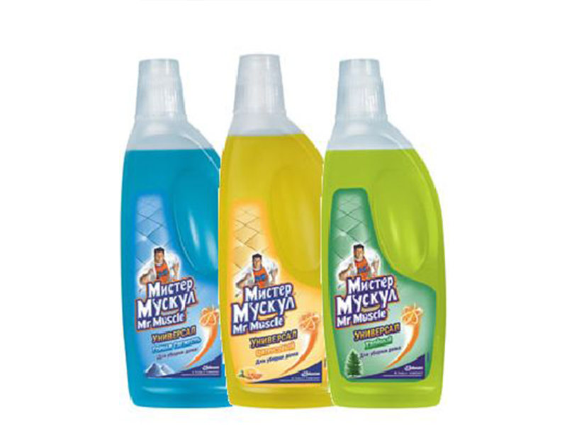 Засіб миючий для прибирання Mr.Muscle Універсал 500мл