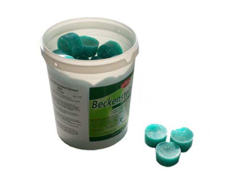 Засіб для чищення пісуарів 316 Таблетки 1кг, зелені ароматизовані
