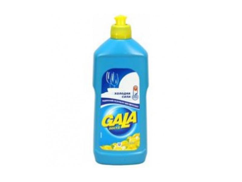 Засіб для миття посуди GALA 500г, лимон