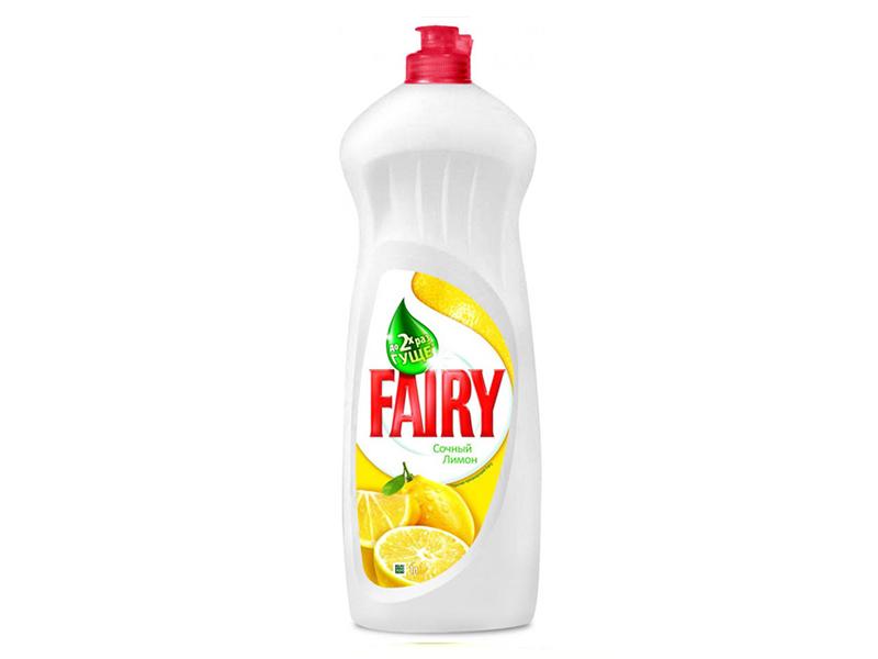 Засіб для миття посуди FAIRY 1000мл, лимон