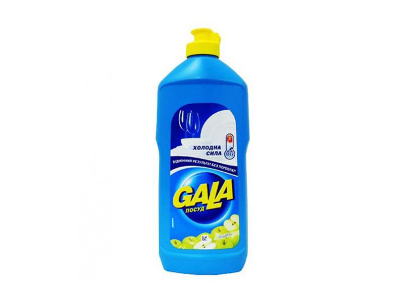 Засіб для миття посуди GALA 500г, яблуко