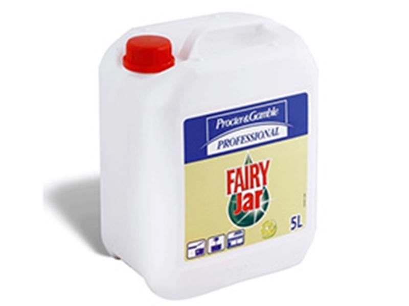 Засіб для миття посуду FAIRY 5л, лимон
