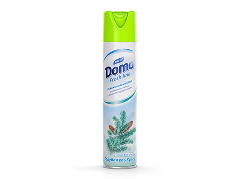 Освіжувач повітря DOMO 300мл, блакитна ялина