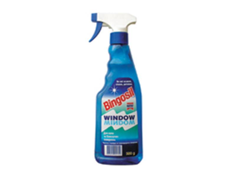 Засіб для миття скла, інших поверхонь Window500мл, з розпилювачем