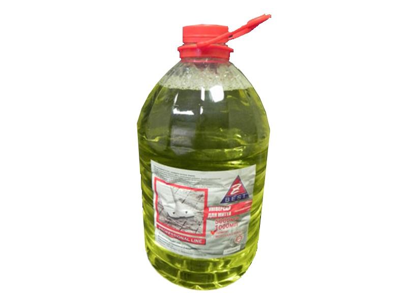 Засіб миючий для підлоги, інших поверхонь Z-ВЕST Універсал 5л, лимон