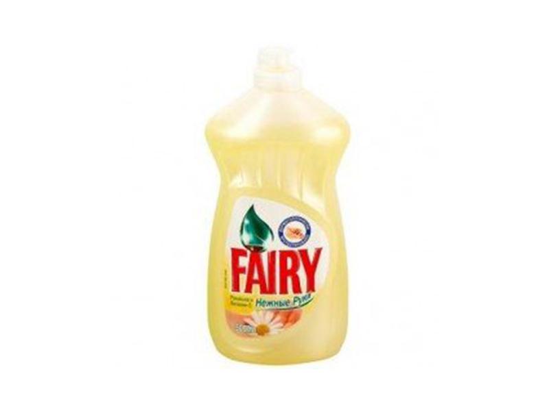 Засіб для миття посуди FAIRY 500мл, ромашка