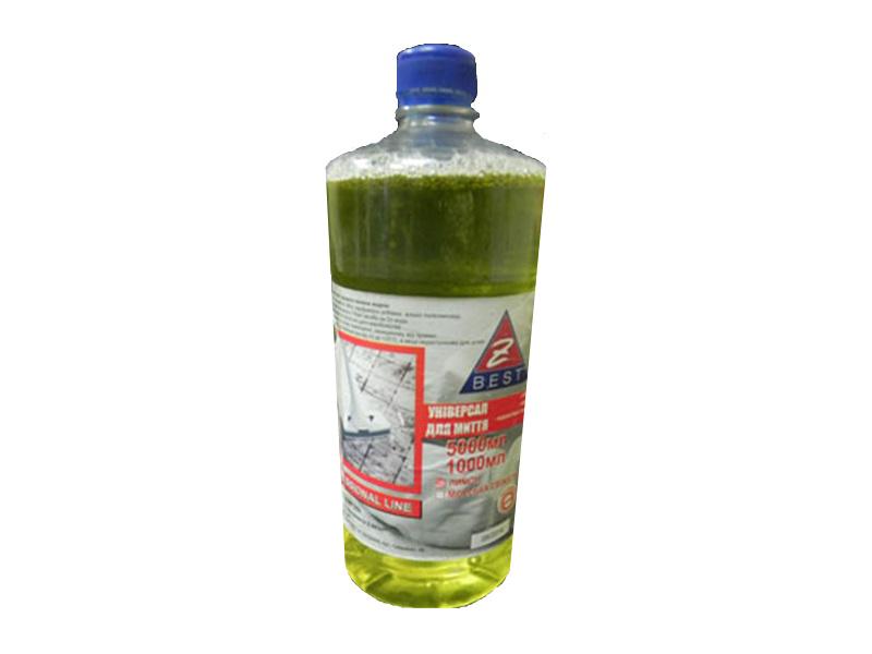 Засіб миючий для підлоги, інших поверхонь  Z-ВЕST Універсал 1л, лимон