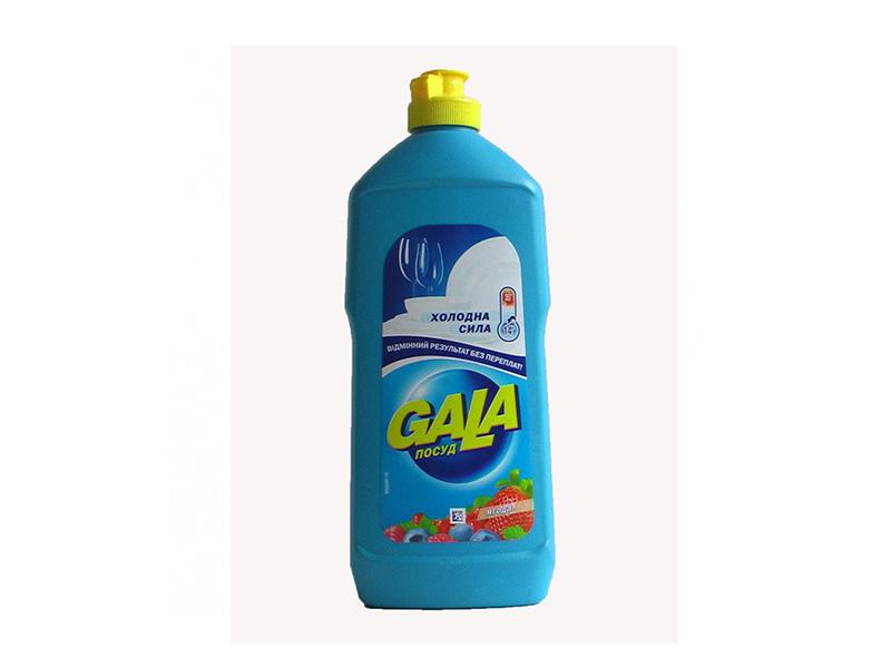 Засіб для миття посуди GALA 500г, ягода