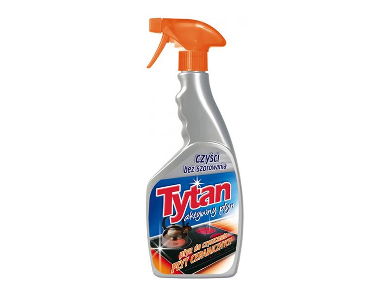 Засіб для видалення жиру, нагару Tytan 500мл з розпилювачем