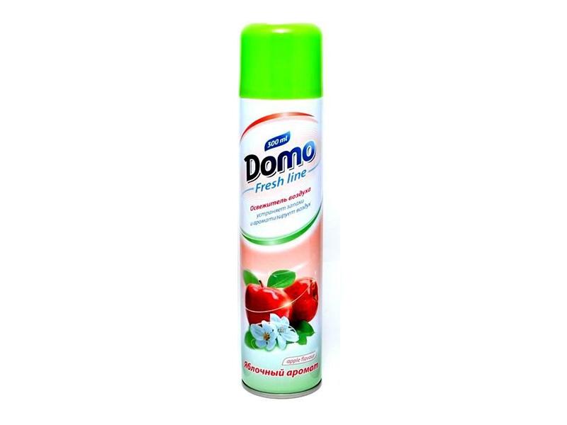 Освіжувач повітря DOMO 300мл, яблуневий аромат