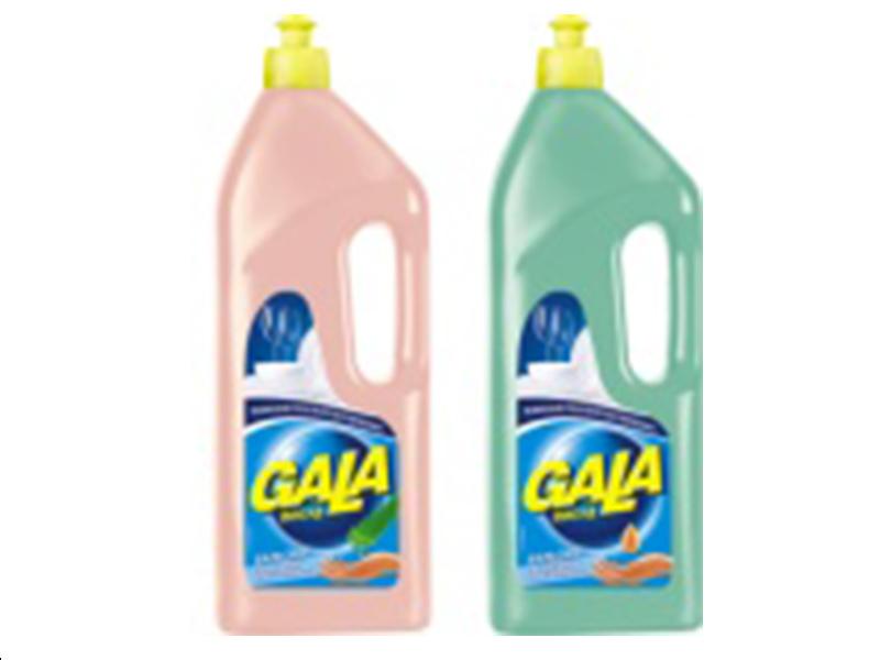 Засіб для миття посуди GALA бальзам 1000г з алоє, вітамін Е