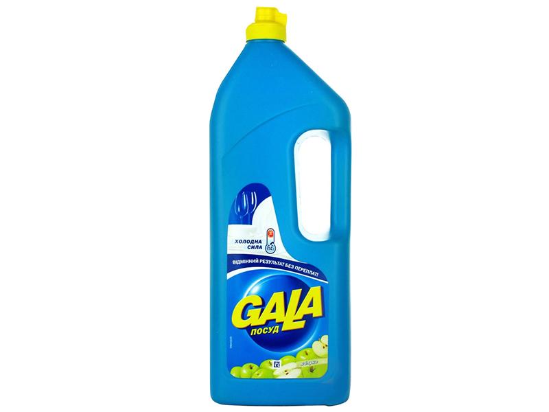 Засіб для миття посуди GALA 1000г, яблуко