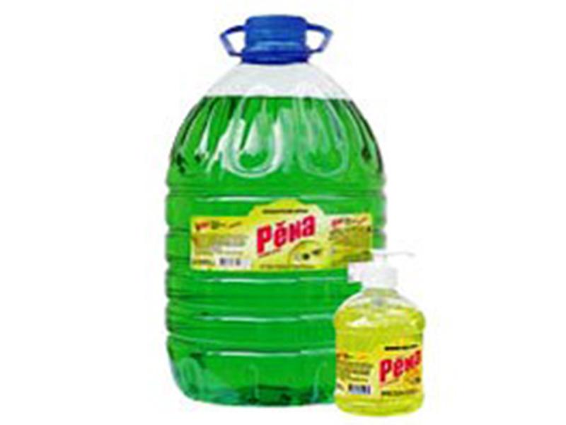 Засіб для миття посуди PENA 5л, яблуко