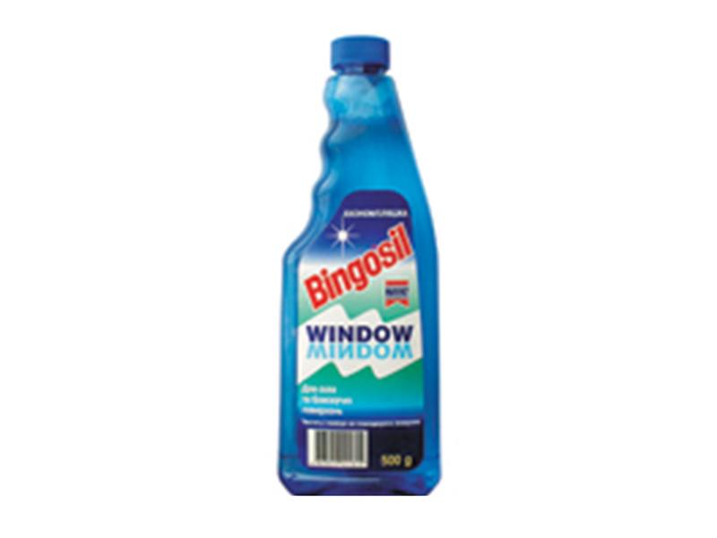 Засіб для миття скла, інших поверхонь Window 500мл, змінний