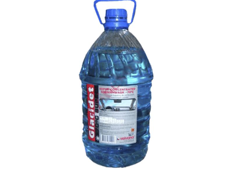 Засіб для миття скла, автоскла ГЛАЦИДЕТ-СУПЕР (-70) 4кг