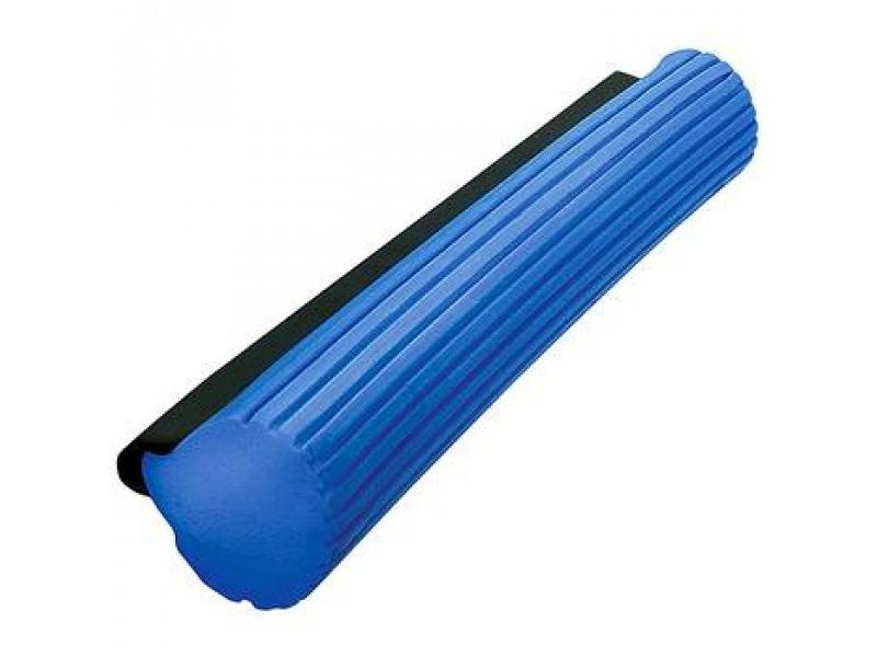 Змінна губка для швабри з віджимом BUROCLIAN, синій