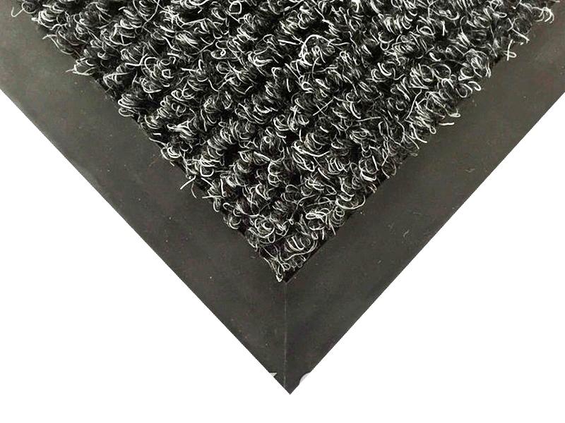 Килимок ворсовий волого-брудозахисний 120х80см ЧИКАГО, на гумовій основі