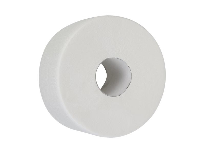 Туалетний папір в рулоні целюлозний 2шар/100м 909відр. BUROCLIAN, білий