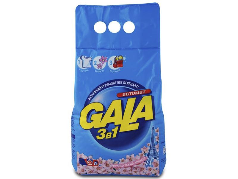 Стиральный порошок GALA автомат Универсал 8кг (мешок)