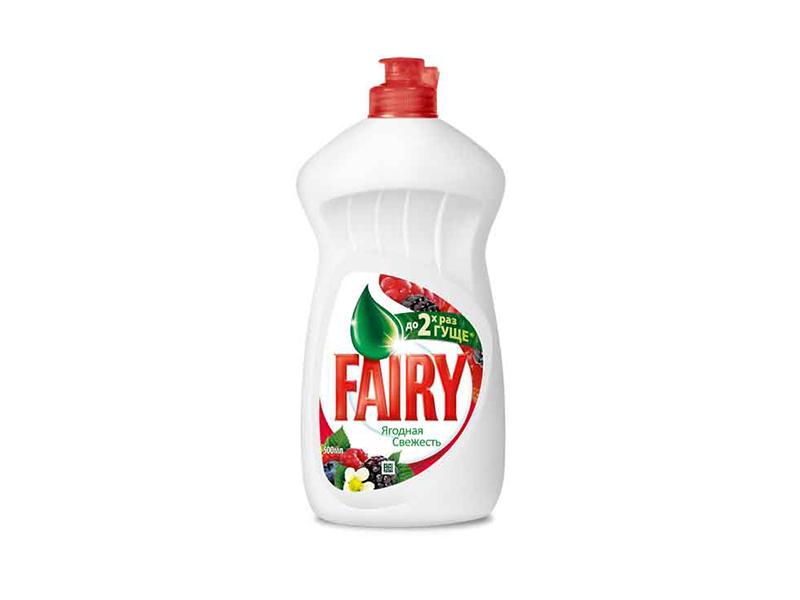 Засіб для миття посуди FAIRY 500мл, лісова ягода