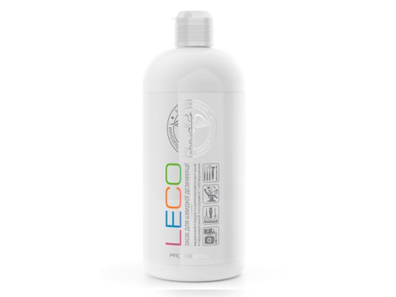 Дезінфекція поверхонь, мед.обладнання LECO (40101)  1л, дозатор