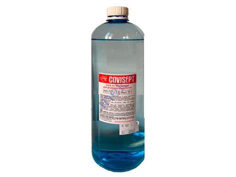 Дезінфекція рук COVISEPT 1л з дозатором