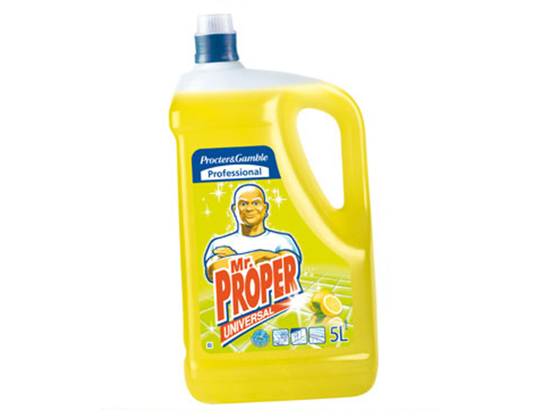 Засіб миючий для прибирання Mr.Proper Універсал 5л, лимон