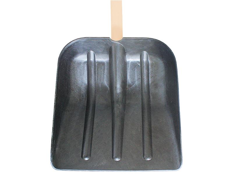 Лопата для снігу пластикова автомобільна, 310*270 без держака