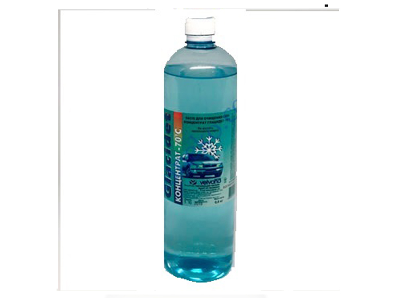 Засіб для миття скла ГЛАЦИДЕТ-СУПЕР (-70) для автоскла 0,8кг