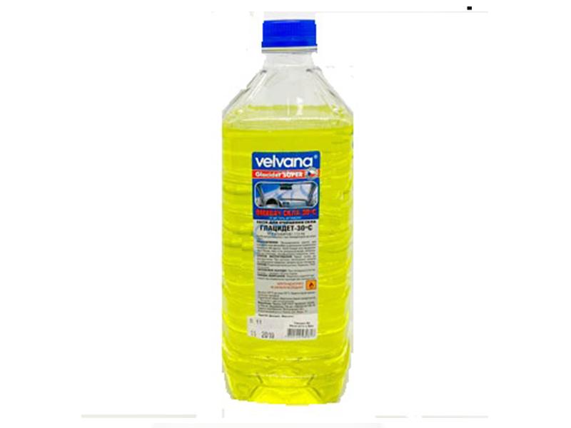 Засіб для миття скла ГЛАЦИДЕТ (-30) для автоскла 1,92кг