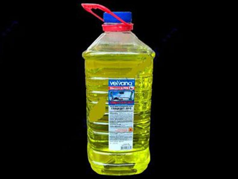 Засіб для миття скла ГЛАЦИДЕТ (-30) для автоскла 3,6кг