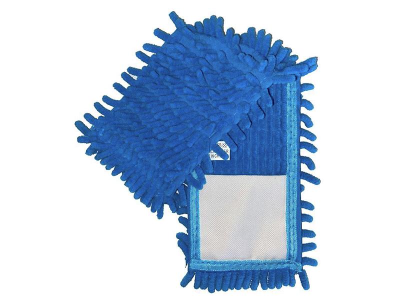 МОП 42см Універсальний з кишенями для вологого прибирання, мікроволокно